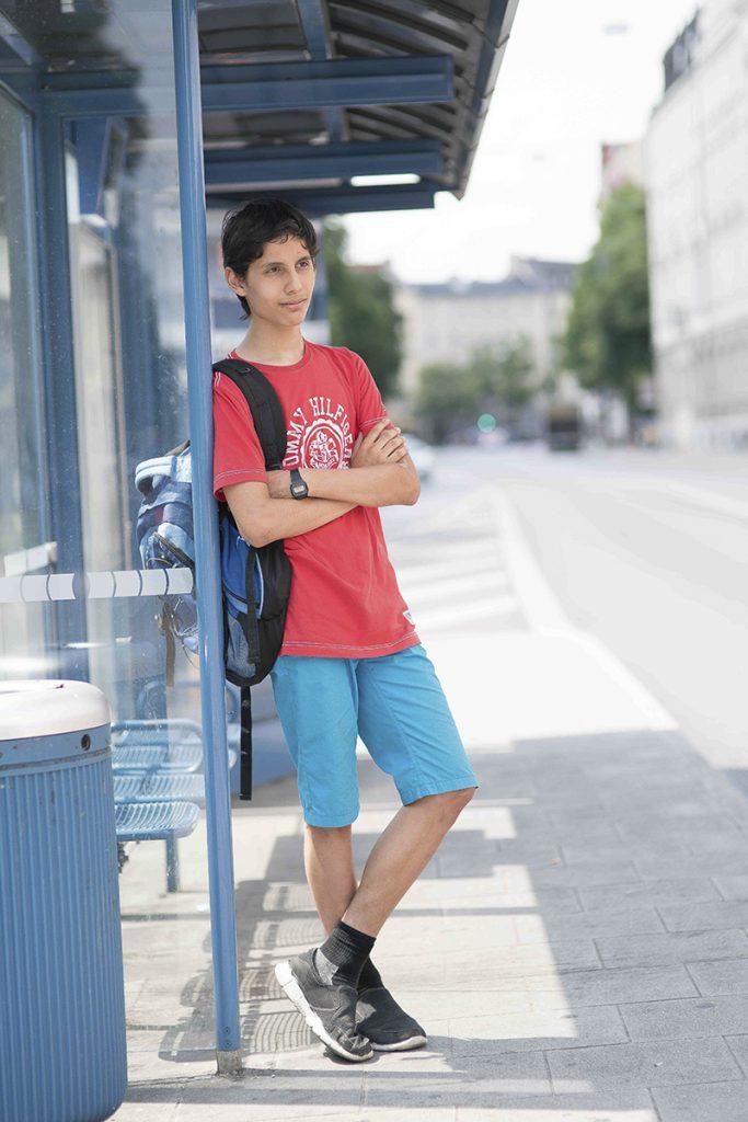 Ich suche eine Ausbildungsstelle; deshalb gehe ich ins JiBB | Philip [15]